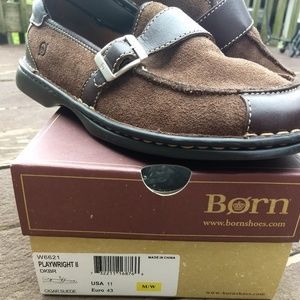 Born Shoes - BORN Playwright II - Size 11